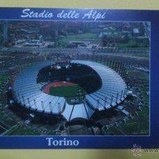 Coleccionismo deportivo: POSTAL ESTADIO DELLE ALPI (TORINO - JUVENTUS - ITALIA) - SIN CIRCULAR - VISTA AEREA. Lote 46832045