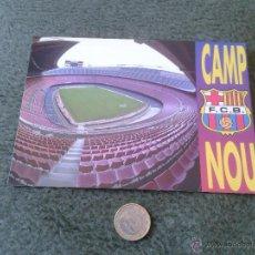 Coleccionismo deportivo: POSTAL CAMPO DE FUTBOL CAMP NOU BARCELONA N/E N/C FCB CULE TENGO MAS POSTALES VEAN MIS LOTES. Lote 47118865
