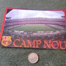 Coleccionismo deportivo: POSTAL CAMPO CAMP NOU FUTBOL CLUB BARCELONA BARSA FCB CULE POSTALES AÑOS 90 APROX. TENGO MAS . Lote 47119210