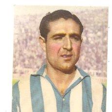 Coleccionismo deportivo: POSTAL BAYER FÚTBOL – MILLÁN – R.C.D. LA CORUÑA. Lote 47733392