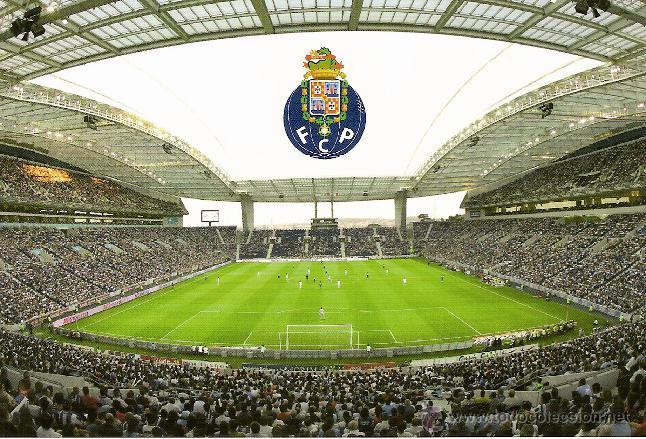 Resultado de imagen de estadio de futbol oporto
