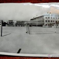 Coleccionismo deportivo: FOTO POSTAL DEL COLEGIO DE NUESTRA SEÑORA DEL BUEN CONSEJO, N. 20, CAMPO DE FUTBOL, HELITIOPIA ARTIS. Lote 47931353
