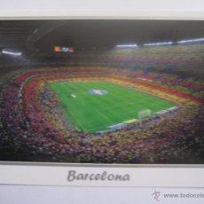 Coleccionismo deportivo: NOVEDAD - POSTAL ESTADIO CAMP NOU (FC BARCELONA BARÇA) SENSOR BASIC EDITIONS BCN 008 H 8. Lote 96883887