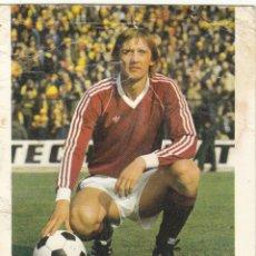 Coleccionismo deportivo: POSTAL SPARTA PRAGA.1984.. Lote 48821881