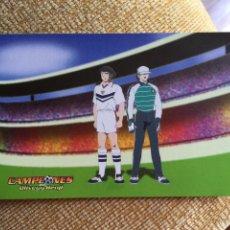 Coleccionismo deportivo: POSTAL DE OLIVER Y BENJI. Lote 48840439