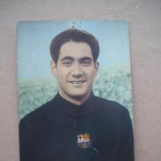 Coleccionismo deportivo: ANTONIO RAMALLETS 1015, CLUB DE DUTBOL BARCELONA 1950'S.. Lote 48845334