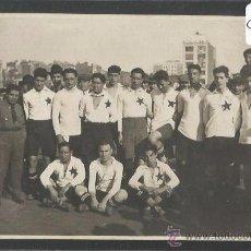Coleccionismo deportivo: POSTAL EQUIPO FUTBOL - COMPAÑÍA DE LOS CAMINOS DE HIERRO DEL NORTE DE ESPAÑA ???- (CD-1517). Lote 49304713