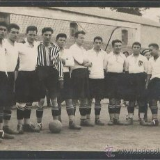 Coleccionismo deportivo: POSTAL EQUIPO FUTBOL - FOTO - (CD-1522). Lote 49304773