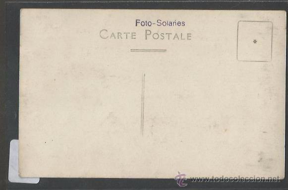 Coleccionismo deportivo: POSTAL JUGADOR FUTBOL - FOTO SOLANES - (CD-1523) - Foto 2 - 49304850