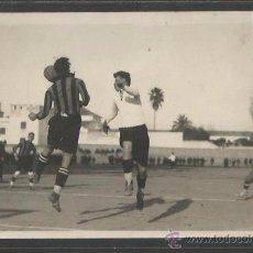 Coleccionismo deportivo: POSTAL JUGADA FUTBOL - FOTO ENRIQUE MIGUEL - (CD-1527). Lote 49304895