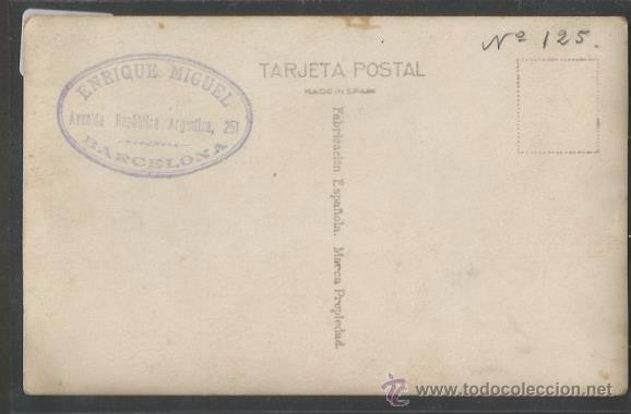Coleccionismo deportivo: POSTAL JUGADA FUTBOL - FOTO ENRIQUE MIGUEL - (CD-1527) - Foto 2 - 49304895
