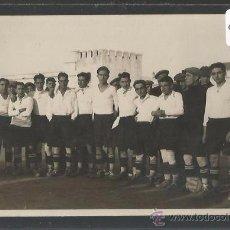 Coleccionismo deportivo: POSTAL EQUIPO FUTBOL - FOTO ENRIQUE MIGUEL - (CD-1526). Lote 49304914