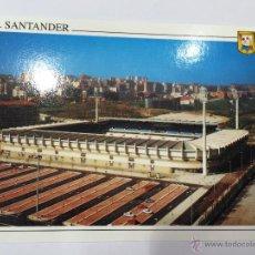 Colecionismo desportivo: ESTADIO DE EL SARDINERO (CAMPOS DE SPORT) CAMPO DE FUTBOL DEL RACING DE SANTANDER - AÑO 1999. Lote 49367493