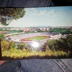 Coleccionismo deportivo: DIFICIL POSTAL FUTBOL ESTADIO ROMA DE CENTOMILA, EDIZ ENRICO VERDESI , ROMA , . Lote 49470554