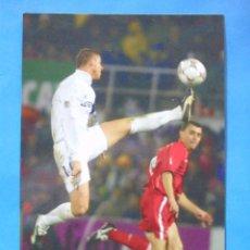 Coleccionismo deportivo: FOTO POSTAL. PRODUCTO OFICIAL REAL MADRID 2002 2003. 99 GUTI. Lote 49714525