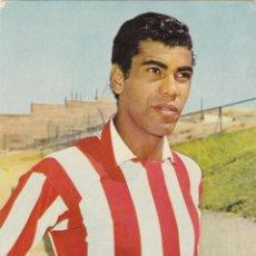 Coleccionismo deportivo: POSTAL MENDOZA.AT.MADRID.. Lote 49791417