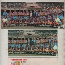Coleccionismo deportivo: SET DE DOS POSTALES Y SOBRE 1º DIA MUNDIAL DE FUTBOL ESTADIO CLUB DE FUTBOL BARCELONA 1972 - BARÇA. Lote 50719848