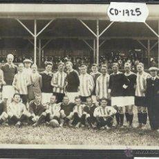 Coleccionismo deportivo: STUTTUGART Y F.C. ST· GALL - AÑO 1913 - FOTOGRAFICA - (CD-1725). Lote 50942852
