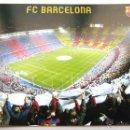 Coleccionismo deportivo: POSTAL FOTO FC BARCELONA BARÇA ESTADIO CAMP NOU STADIUM OFICIAL CUADRO 32 X 23. Lote 127815999