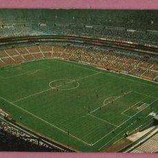 Coleccionismo deportivo: POSTAL CAMPO DE FUTBOL ESTADIO AZTECA MEXICO - MEJICO AÑOS 70. Lote 51249436