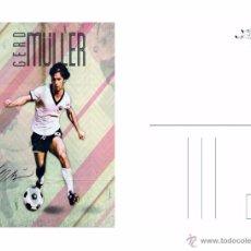 Coleccionismo deportivo: POSTALES DE JUGADORES 4. Lote 51551575