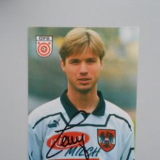 Coleccionismo deportivo: FOTO POSTAL JUGADOR HARALD CERNY. AUSTRIA. TDKP5. Lote 51944402
