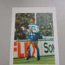 Coleccionismo deportivo: FOTO BEBETO. REAL CLUB DEPORTIVO DE LA CORUÑA. TDKP5. Lote 51950636