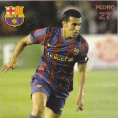 Coleccionismo deportivo: POSTAL PEDRO.FC.BARCELONA.. Lote 52408653