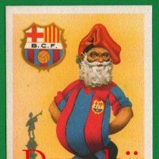 Coleccionismo deportivo: ANTIGUA TARJETA POSTAL: BARCELONA CLUB DE FÚTBOL - SIN CIRCULAR - LA QUE SE VE EN LAS IMÁGENES. Lote 52859971