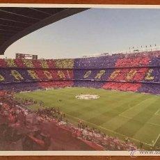 Coleccionismo deportivo: POSTAL ESTADIO FC BARCELONA - CAMP NOU - ESTADI BARÇA - EDITADA EN HOLANDA STADIUM STADE ESTADI. Lote 53092543
