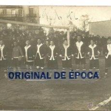Coleccionismo deportivo: (F-1220)POSTAL FOTOGRAFICA DEL EQUIPO DE FOOT-BALL,VICH C.F.AÑOS 20. Lote 53299742