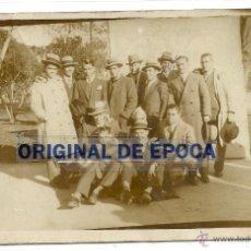 Coleccionismo deportivo: (F-1247)POSTAL FOTOGRAFICA DE JOSEP SAMITIER,F.C.BARCELONA,AÑOS 20. Lote 54858864