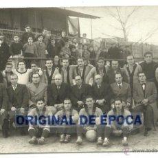 Coleccionismo deportivo: (F-1248)POSTAL FOTOGRAFICA DE LA U.D.SANT ANDREU,FINALES AÑOS 30. Lote 53337876