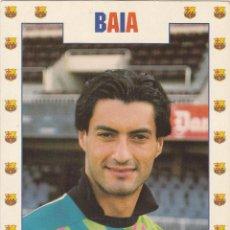 Coleccionismo deportivo: POSTAL BAIA.FC.BARCELONA.. Lote 58608214