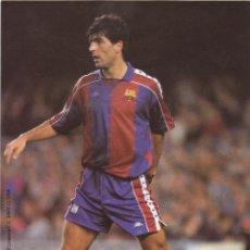 Coleccionismo deportivo: POSTAL NADAL.FC.BARCELONA. Lote 53364645