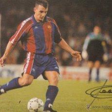 Coleccionismo deportivo: POSTAL FERRER.FC.BARCELONA. Lote 53364745