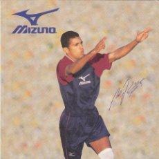 Coleccionismo deportivo: POSTAL ANDERSON.FC.BARCELONA.. Lote 53364833