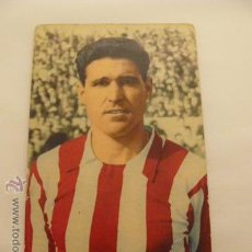 Coleccionismo deportivo: POSTAL DEL JUGADOR JOSE MARIA ORUE ARANGUREN ATLETICO DE BILBAO.. Lote 53749545