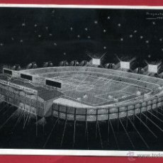 Coleccionismo deportivo: POSTAL CAMPO , ESTADIO DE FUTBOL DEL LEVANTE U.D. , ANTONIO ROMAN , ORIGINAL , PD , RB. Lote 83106119