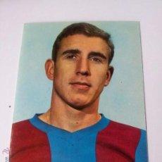 Coleccionismo deportivo: F.C BARCELONA REIXACH TEMPORADA 68/69 SIN CIRCULAR. Lote 53804848