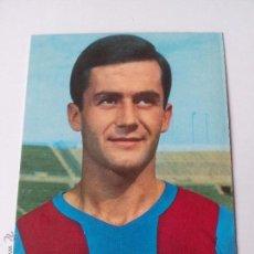 Coleccionismo deportivo: F.C BARCELONA TORRES TEMPORADA 68/69 SIN CIRCULAR. Lote 53804916