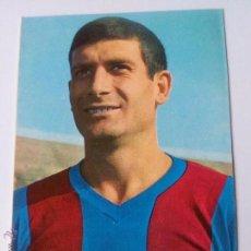 Coleccionismo deportivo: F.C BARCELONA ELADIO TEMPORADA 68/69 SIN CIRCULAR. Lote 53804976