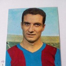 Coleccionismo deportivo: F.C BARCELONA FUSTE TEMPORADA 68/69 SIN CIRCULAR. Lote 53805024