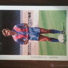 Coleccionismo deportivo: POSTAL LOPEZ REKARTE FC BARCELONA. Lote 54187819