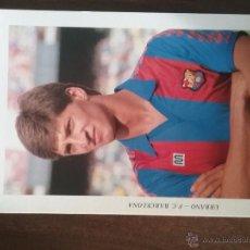 Coleccionismo deportivo: POSTAL FC BARCELONA URBANO. Lote 54187871