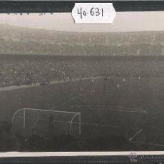 Coleccionismo deportivo: FINAL COPA 1951 FC BARCELONA 3 - R.SOCIEDAD 0 - ESTADIO CHAMARTIN REAL MADRID - FOTOGRAFICA (40631). Lote 54204330