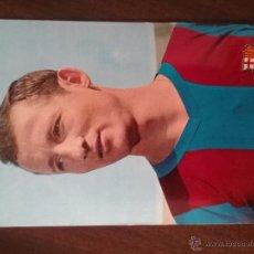 Coleccionismo deportivo: POSTAL FC BARCELONA GALLEGO. Lote 54219246
