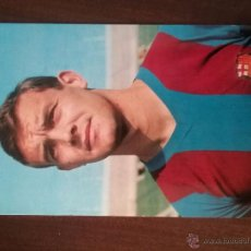Coleccionismo deportivo: POSTAL FC BARCELONA ZALDUA. Lote 54219704