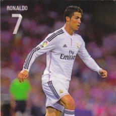 Coleccionismo deportivo: POSTAL CRISTIANO RONALDO.REAL MADRID.. Lote 54596458