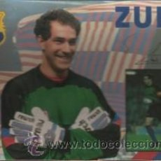 Coleccionismo deportivo: POSTAL DEL JUGADOR DEL BARÇA - F.C. BARCELONA ANDONI ZUBIZARRETA URRETA - ZUBI -. Lote 54712114